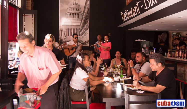 cuba recipes .org - Kilometro Zero Restaurant/ Bar