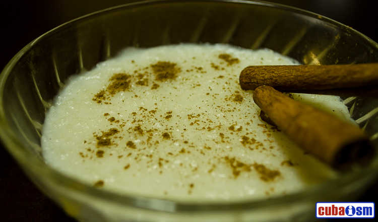 cubarecipes.org - Rice Pudding Recipe (Arroz con Leche)