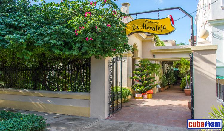 cuba recipes .org - La Moraleja Restaurant