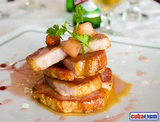 cuba recipes .org - Smoked Pork Loin in Sour Sauce