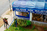 cuba recipes .org - Don Quijote Restaurant in El Vedado, Havana city