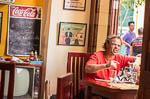 cuba recipes .org - La Vitrola Bar & Restaurant in Old Havana