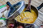 cuba recipes .org - Chickpeas stew