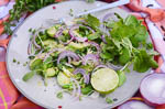 cuba recipes .org - Cuban avocado salad