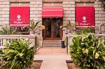 Cafe Presidente Bar & Restaurant in El Vedado, Havana city