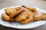cuba recipes .org - Malanga Fritters (Frituras de Malanga)
